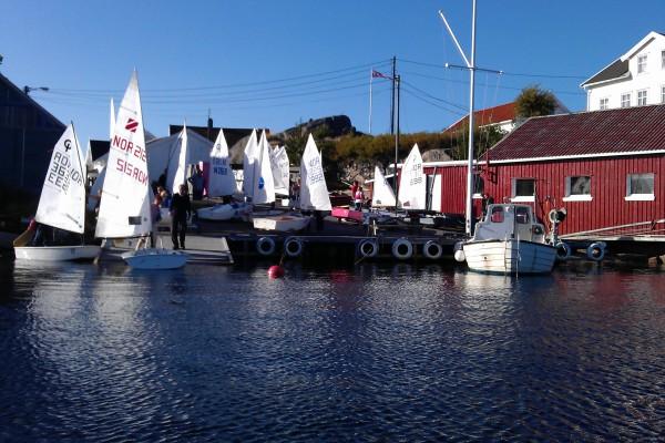 Seilingens dag  2. September- Åpen dag