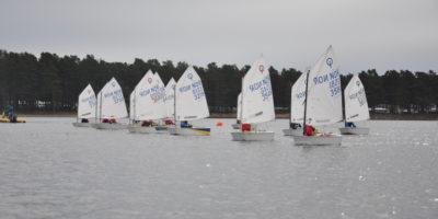 Lillesands Sparebank Cup for Jolle seilere